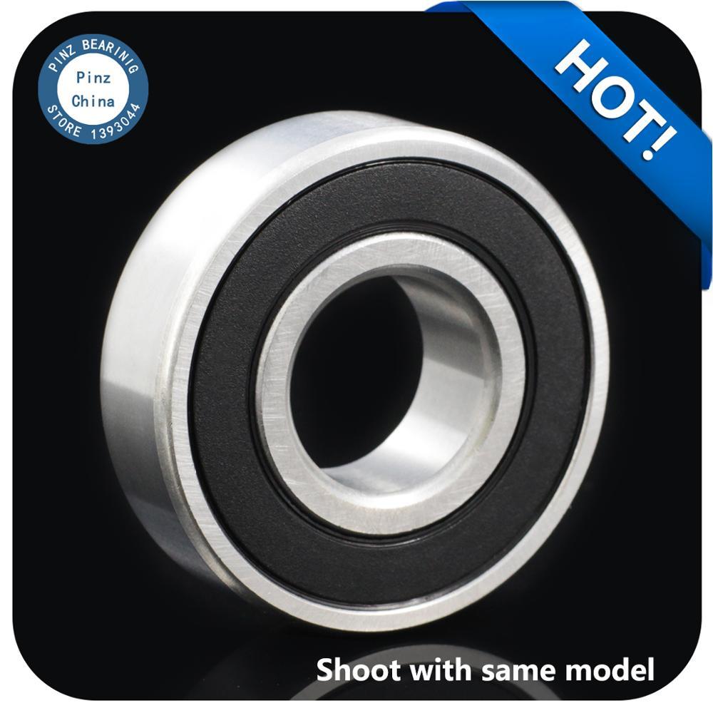 ball bearing 6301-2RS Rubber cap Motor bearing Deep groove ball bearing made in china