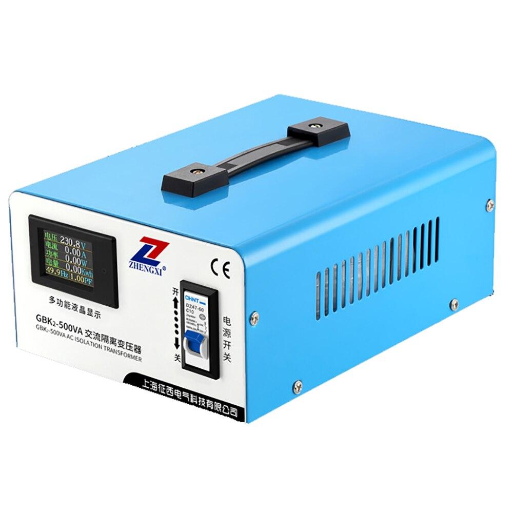 1000VA AC خاتم العزلة محول الصوت سلامة معزولة تحويل الطاقة المضادة للتدخل 220V إلى 220V محول 1000W