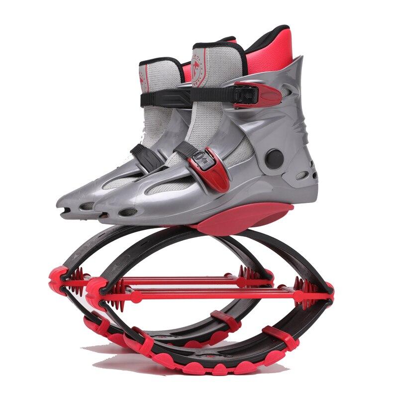 Ботинки для прыжков кенгуру унисекс, спортивные ботинки для прыжков, детская обувь для фитнеса и прыжков, Антигравитационные ботинки для спортзала, беговые ботинки