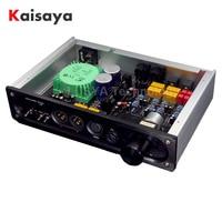 With case Full Balanced Input Full Balanced Output TPA6120 Ultra low noise Headphone Amplifier JRC5532DD Op T0673