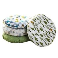 japan cushions pad thicken seat cushion orthopedic chair pad round futon office back cushion tatami mattress pouf throw pillow