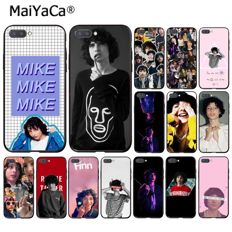 Finn MaiYaCa Wolfhard Coisas Estranhas a Caixa Do Telefone para Huawei Honra 8X 9 10 20 Lite 7A 8A 5A 7C 10i 20i 9X jogar 8C