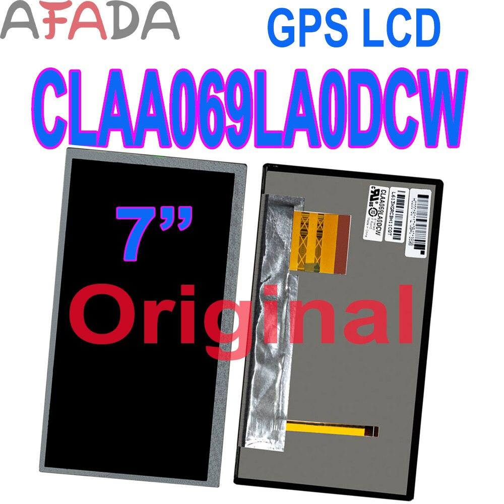 7,0 ''Оригинальный ЖК-экран CLAA069LAODCW, ЖК-дисплей, экран, замена панели