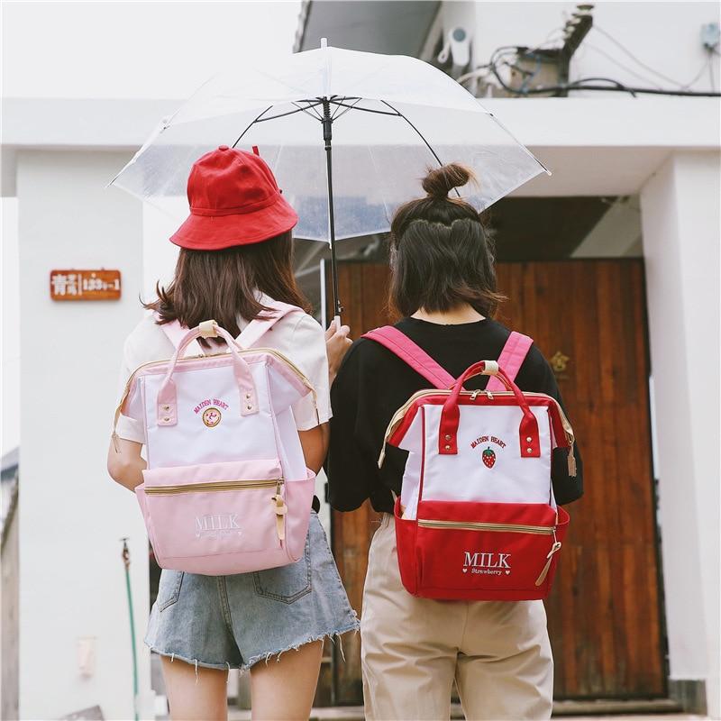 Женские и мужские рюкзаки на плечо, модные школьные рюкзаки в консервативном стиле, лето 2019