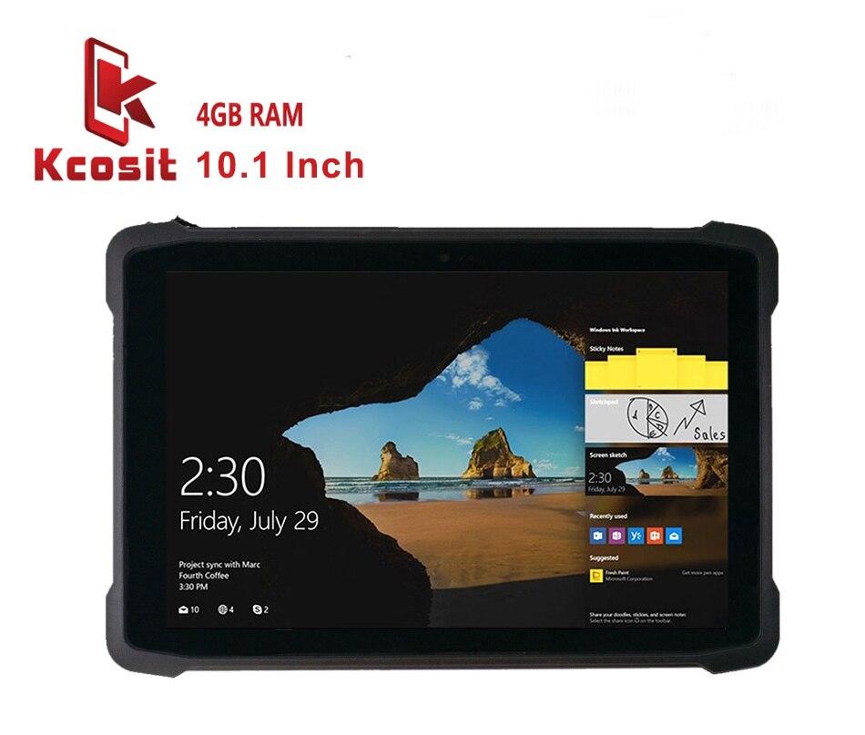 2020 10.1 z8350 4 gb ram 64 gb rom 2d scanner de código de barras k11h gps usb 4g Polegada industrial tablet pc áspero impermeável windows 10 casa