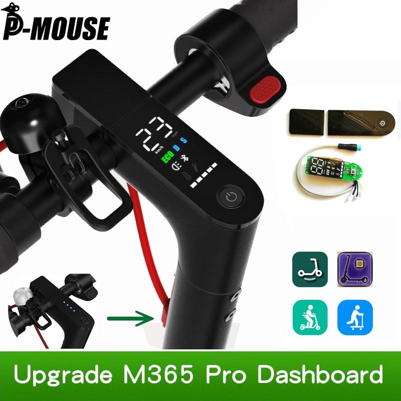 Mise à niveau du tableau de bord M365 Pro pour Xiaomi M365 Scooter BlueTooth Circuit imprimé pour Xiaomi M365 Pro Scooter M365 accessoires