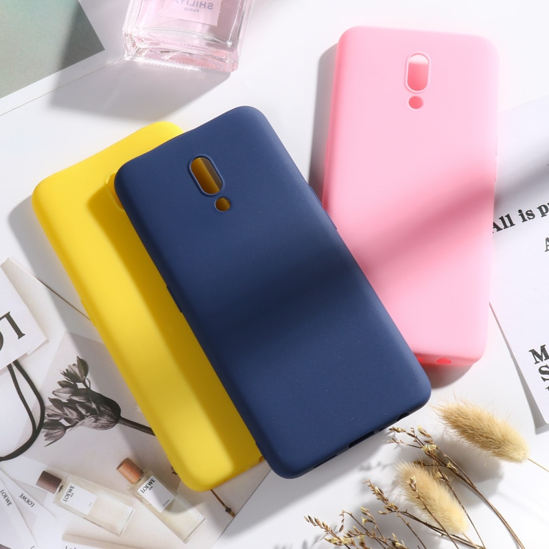 Doce Soft Case Para OPPO Reyno XT 5 3 2 Pro A9 A5 2020 Para Casos Oppo A1K F11 Pro A9 A7 A5S A5 A3S A83 A79 A71 K1 F7 F9 Capa