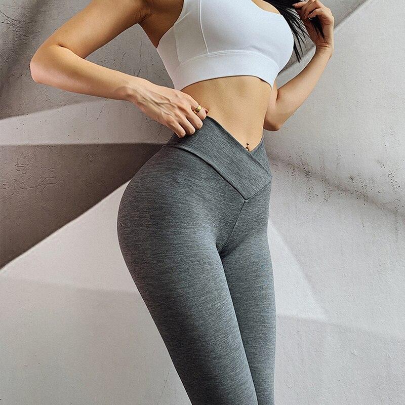 Soisou-pantalones De Yoga Para Mujer, Mallas De Cintura Alta Sin Costuras, Ropa...
