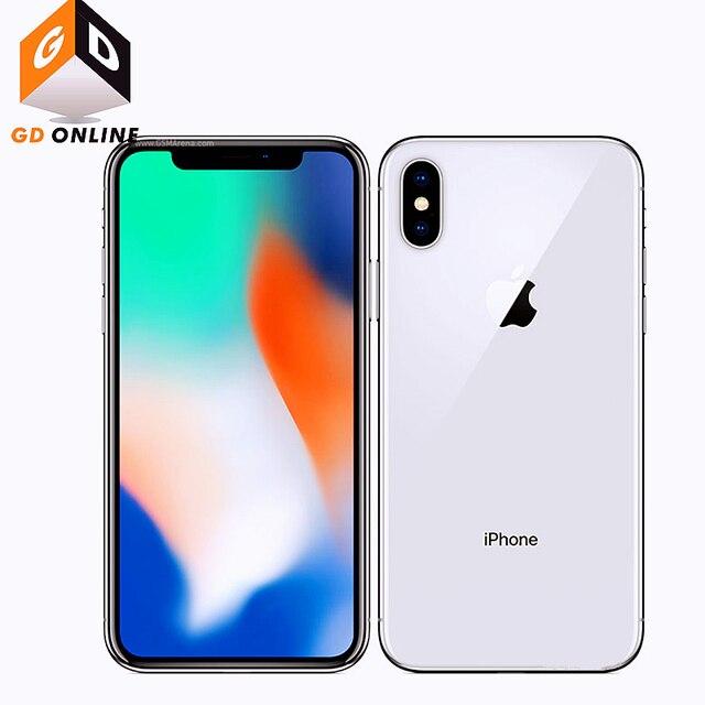 "Apple iPhone X RAM 3GB ROM 64/256GB Face ID 4G LTE 5.8"" A11 Bionic Hexa Core Full Screen Smartphone Original Unlocked Cell Phone 4"