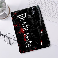Чехол для iPad Air 4, умный чехол для планшета Pro 11 8-го поколения, 2020, 9,7, 6-й, 5-й, Mini 5, с японским аниме «Death Note»