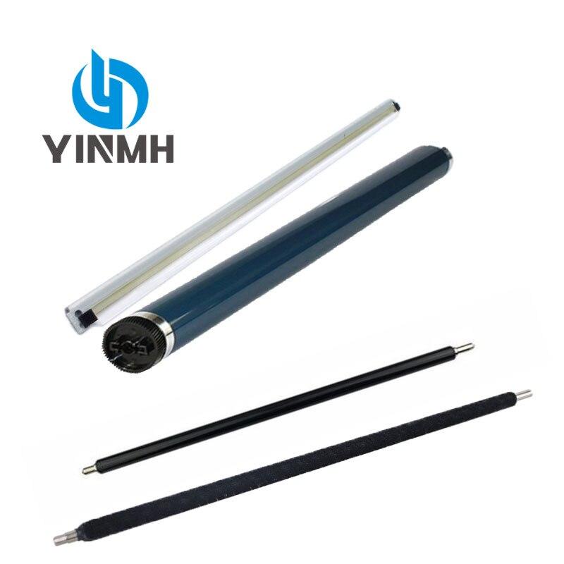 1 conjuntos novo opc tambor + lâmina de limpeza rolo carga primária rolo de limpeza/1 para ricoh sp c811 c830 c831