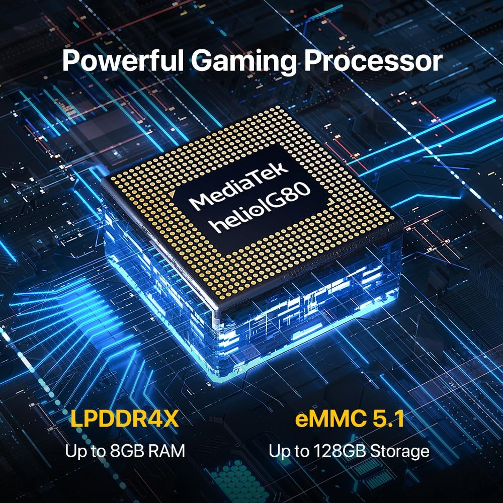 [World Premiere ] UMIDIGI A11 Pro Max Global Version 6.8