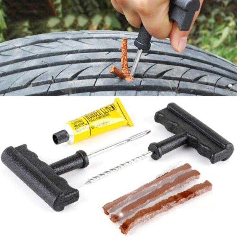 Инструмент для ремонта автомобильных шин, набор инструментов для ремонта шин, набор инструментов для ремонта автомобильных шин и велосипед...