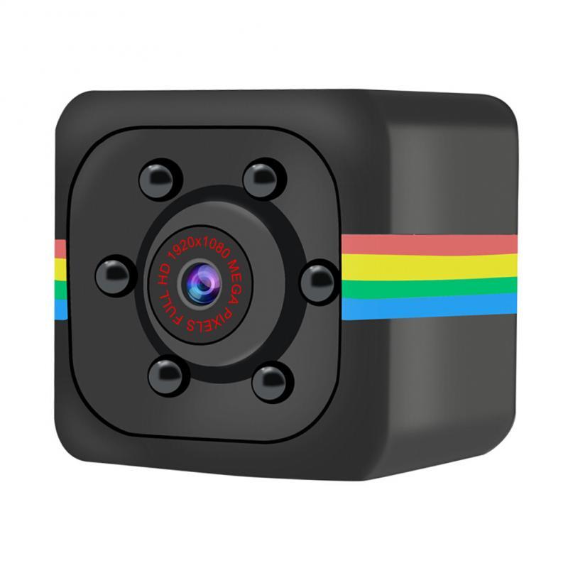 SQ11 Mini Camcorders HD 960P Small Cam Sensor Night Vision Camcorder Micro Video Camera DVR DV Motio
