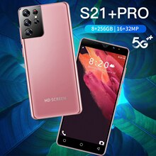 Samsug S21+ Pro Global Version 6800mAh 16GB 512GB Newest Android 10.0 6.3Inch Smartphone Full Screen