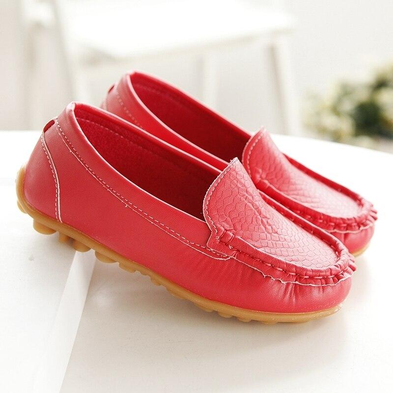 Mocasines casuales de cuero genuino para niños, zapatos transpirables para chico, mocasines de verano, zapatos de alta calidad para niños pequeños 2020