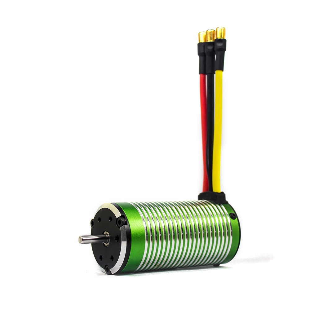 X-TEAM 4082 Series Brushless-DC-Motor Electromotor for Remote Control RC Car 1/8 Trial On-Road Buggy Monster Refit Upgrade enlarge