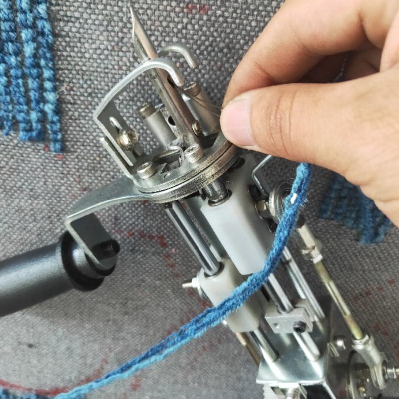 Electric carpet tufting gun hand gun Carpet weaving flocking machines Cut Pile TD-01 enlarge