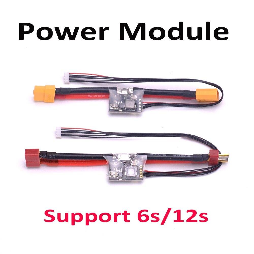 Módulo de alimentación con conector de clavija BEC XT60/T compatible con 6s...