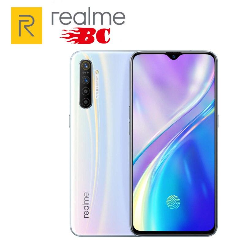 Новое оригинальное быстрое зарядное устройство Realme X2, 30 Вт, 6 ГБ 64 ГБ, мобильный тел
