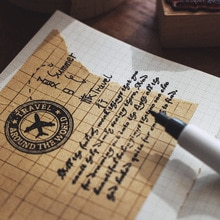 70mm * 5m Kawaii papier Kraft Gird Washi bande autocollants Scrapbooking papeterie ruban de masquage fournitures scolaires balle Journal sl2517