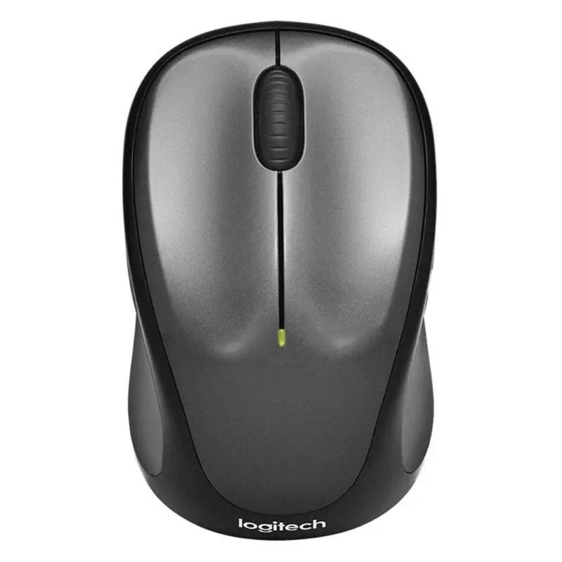 Logitech M235 אלחוטי משחקי עכבר 3 לחצנים USB 1000 DPI 2.4GHz מאחד אופטי עכבר ארבעה-דרך רולר גבוהה דיוק