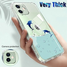 Luxury Color Transparent Phone Case On For iPhone 11 12 Pro Xs Max X XR 6 6s 7 8 Plus SE 2020 12 min