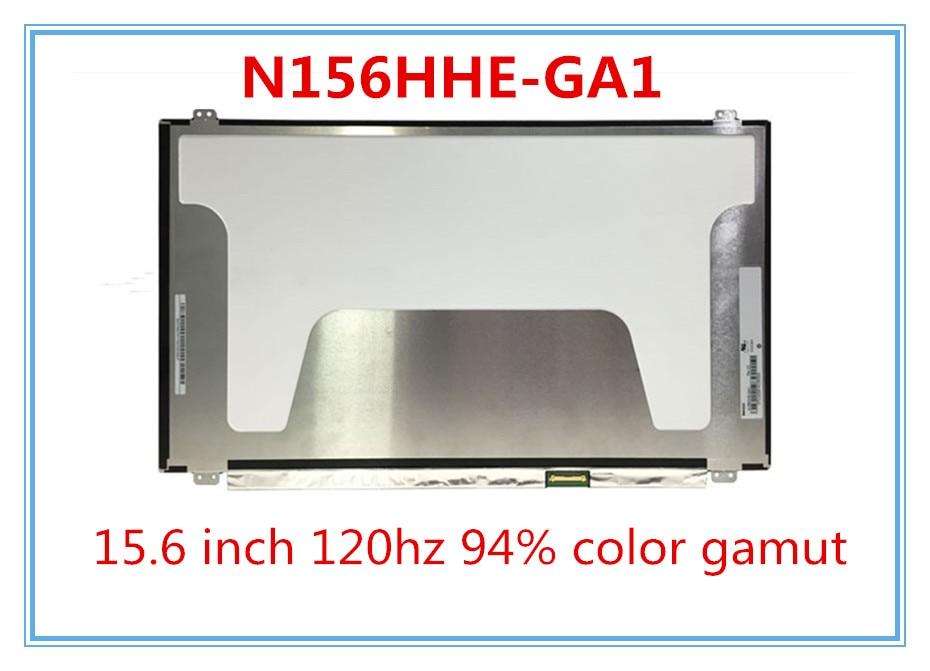 For MSI GE60 GE63 GT62 N156HHE-GA1 laptop LCD display 1920X1080P 120HZ 30PINS