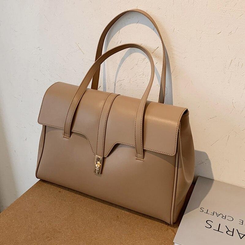 Bolsos de mano de gran capacidad para mujer, bolsos de mano con asa superior para mujer, bolsos de moda, bolso de hombro para mujer, bolso de fiesta de cuero bueno para iPad