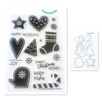 sock love metal cutting dies and stamps card scrapbook diary handmade decoration embossing template diy new 2021