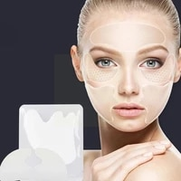 microcrystalline anti wrinkle paste face stickers lifting aging skin tightening forehead patches patch care firming anti h1o4