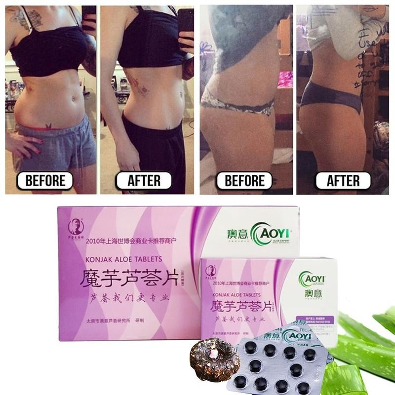30Pcs Konjac Flour Capsules Slimming Weight Loss Diet Burning Fat Burner Lose Weight Reducing Aid Emaciation Products Dietary