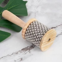 wooden afuche cabasa latin percussion instrument hand shaker musical instrument for accompaniment 6 58 511 5cm width