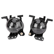 1Pair Car Bumper Fog Lamp Housing Fog Lamp Component Replacement Parts For Bmw E60 E90 E63 E46 323I 325I 525I X3