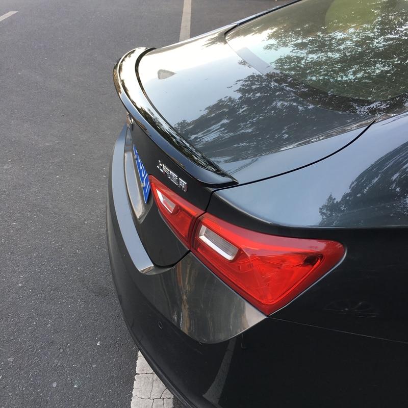 Para Chevrolet Malibu XL 2017 2018 2019 ABS plástico Primer Color Exterior alerón trasero cola maletero bota ala Decoración
