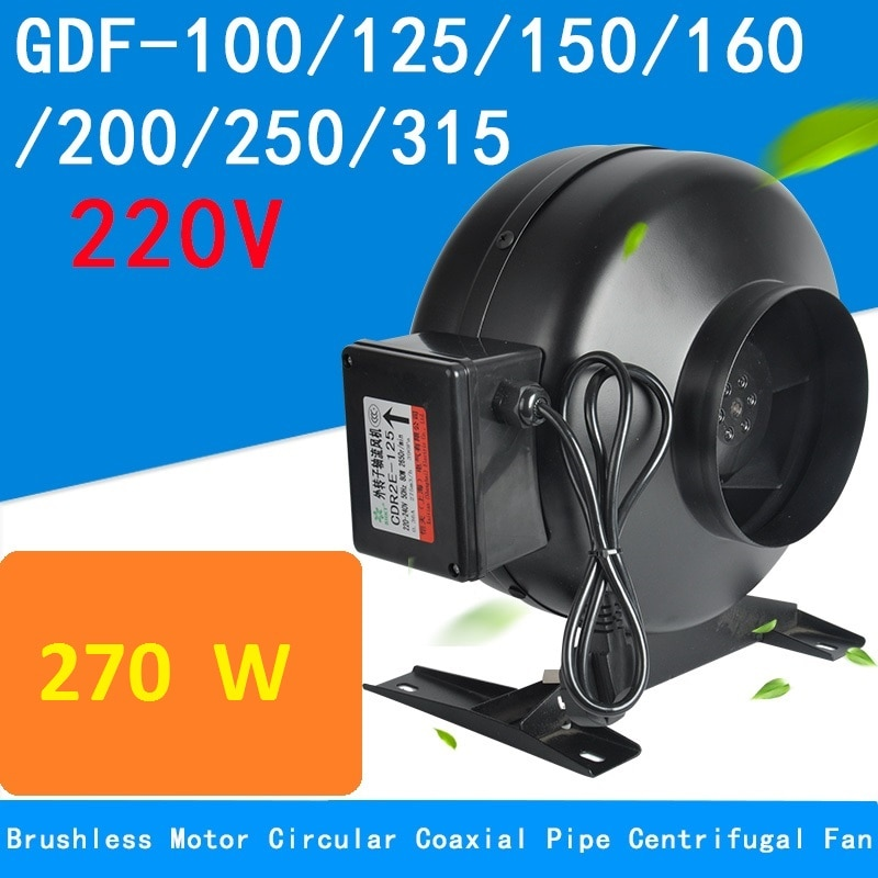 new heater a c front blower motor w fan cage 27225 am611 fits for nissan infiniti 270 W Brushless Motor Circular Coaxial Pipe Centrifugal Fan GDF-315 Blower 220V Industrial cooling fan