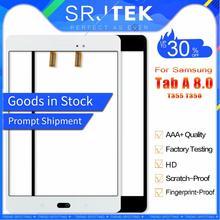 Srjtek Teile Für Samsung Galaxy Tab EINE 8,0 T355 T350 SM-T355 SM-T350 Touchscreen Digitizer Sensor Glas Panel Tablet Ersatz