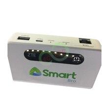 Разблокированный ZTE MF903 4g wifi роутер внешний аккумулятор мобильный беспроводной карманы Wifi точка доступа портативный модем с портом rj45 полос...