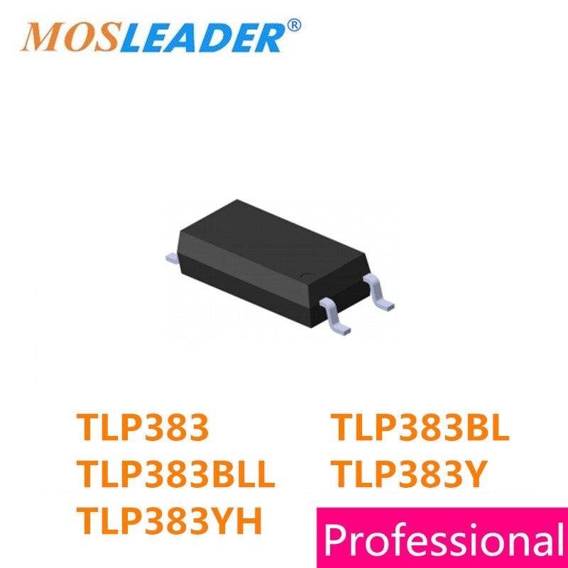 SMD SOP4 LSOP4 50 قطعة 100 قطعة TLP383 TLP383BL TLP383BLL TLP383Y TLP383YH TLP383B TLP383Y عالية الجودة