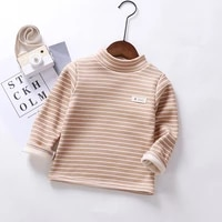spring autumn fall clothes for kids teen girls clothing fashion tees baby boys tops cotton childrens long sleeve t shirts