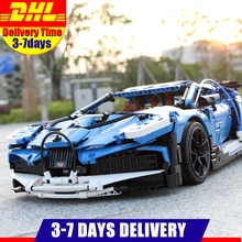 13125 3585 pièces Technic voiture Compatible 42083 20086 Bugattis jouets Chiron voiture jouets enfants cadeaux de noël blocs de construction briques