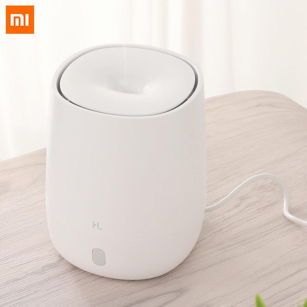 Xiaomi Mijia HL Portátil USB Mini umidificador de Ar Aromaterapia Difusor de Aroma Névoa Criador Umidificador 120ML Calma 7 Cor Da Luz Em Casa escritório