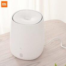 Xiaomi Mijia HL портативный usb-мини воздушный диффузор для ароматерапии и увлажнитель 120 мл тихий ароматический увлажнитель воздуха 7 свет Цвет Офи...