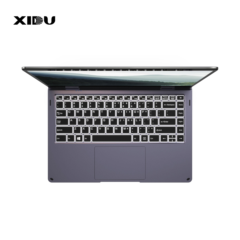 ¡Nuevo! XIDU phillbook tableta máxima pantalla táctil portátil Teclado retroiluminado de doble núcleo con 8GB de RAM 128GB ROM 14,1 pulgadas