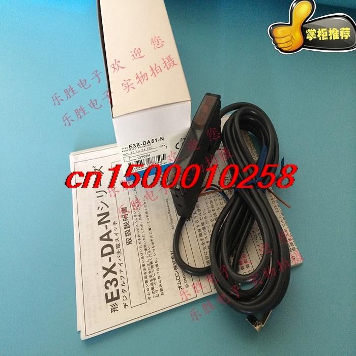 FREE SHIPPING E3X-DA51-N Fiber amplifier sensor