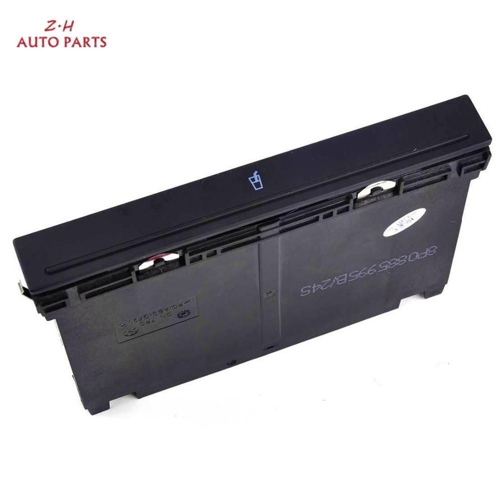Nuevo soporte de copa para reposabrazos delantero/trasero de coche de plástico negro 1J0 858 601 D para VW Golf Jetta Bora MK4 Passat B6 Audi A4 A6 Q5 8P0885995