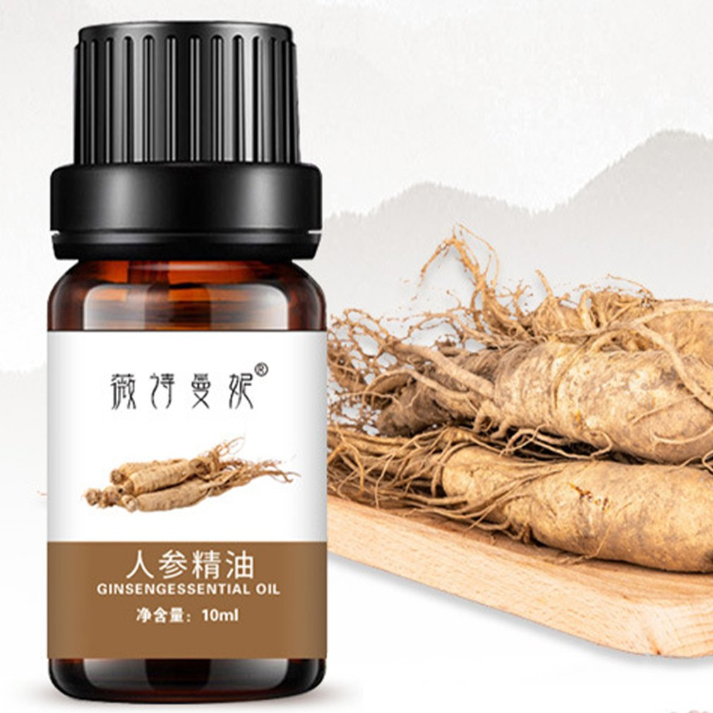 Ginseng Essential Oil Cosmetic Anti-aging Panax Ginseng Root Extract Anti-fatigue And Anti-aging Gin