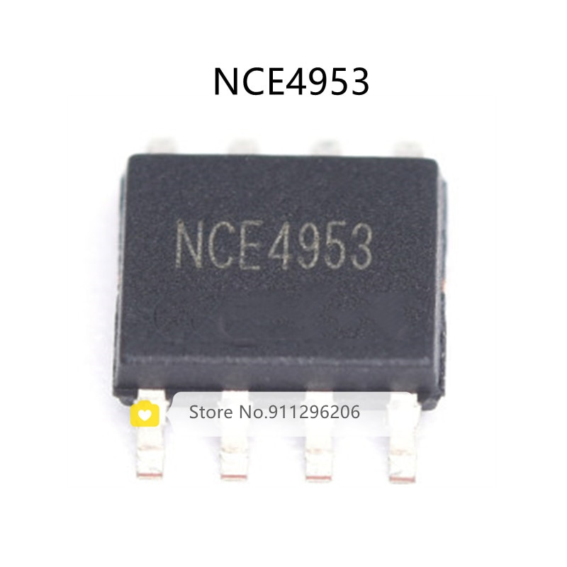 10 Stks/partij NCE4953 4953 Sop-8 100% Nieuwe Originele