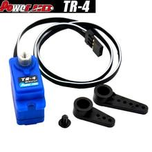 Power HD TR-4 PowerHD TR4 Mini 7.4V 2.6KG Waterproof Metal Gear Servo for TRX4 RC Vehicles Model Par