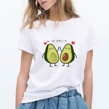Lucky yroll T Shirt femmes vous ME complétez avocat T-shirt 90s manches courtes décontracté rétro T-shirt femme été drôle dessus tendance